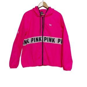 PINK VS Anorak Windbreaker Nean Pink M/L